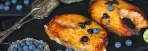 Blueberry Salmon