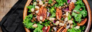 Kale and Bean Salad