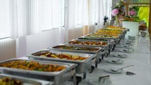 Buffet Syle Food