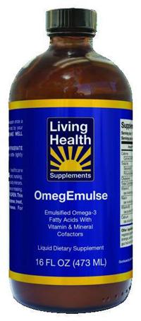 Living Health Supplements OmegEmulse
